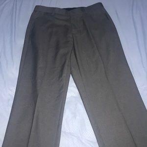 Calvin Klein Gray  men's slacks